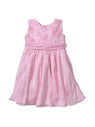 Luna Luna Baby Flowergirl Dress (Pink)
