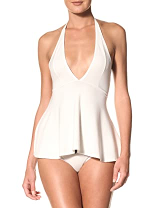 Between The Sheets Women's Well Played Halter (Ivory)