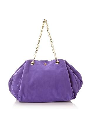 Lena Erziak Women's Jim Soft Hobo Bag (Violet)