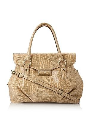 Ivanka Trump Women's Alexandrite Flap Briefcase (Sand)