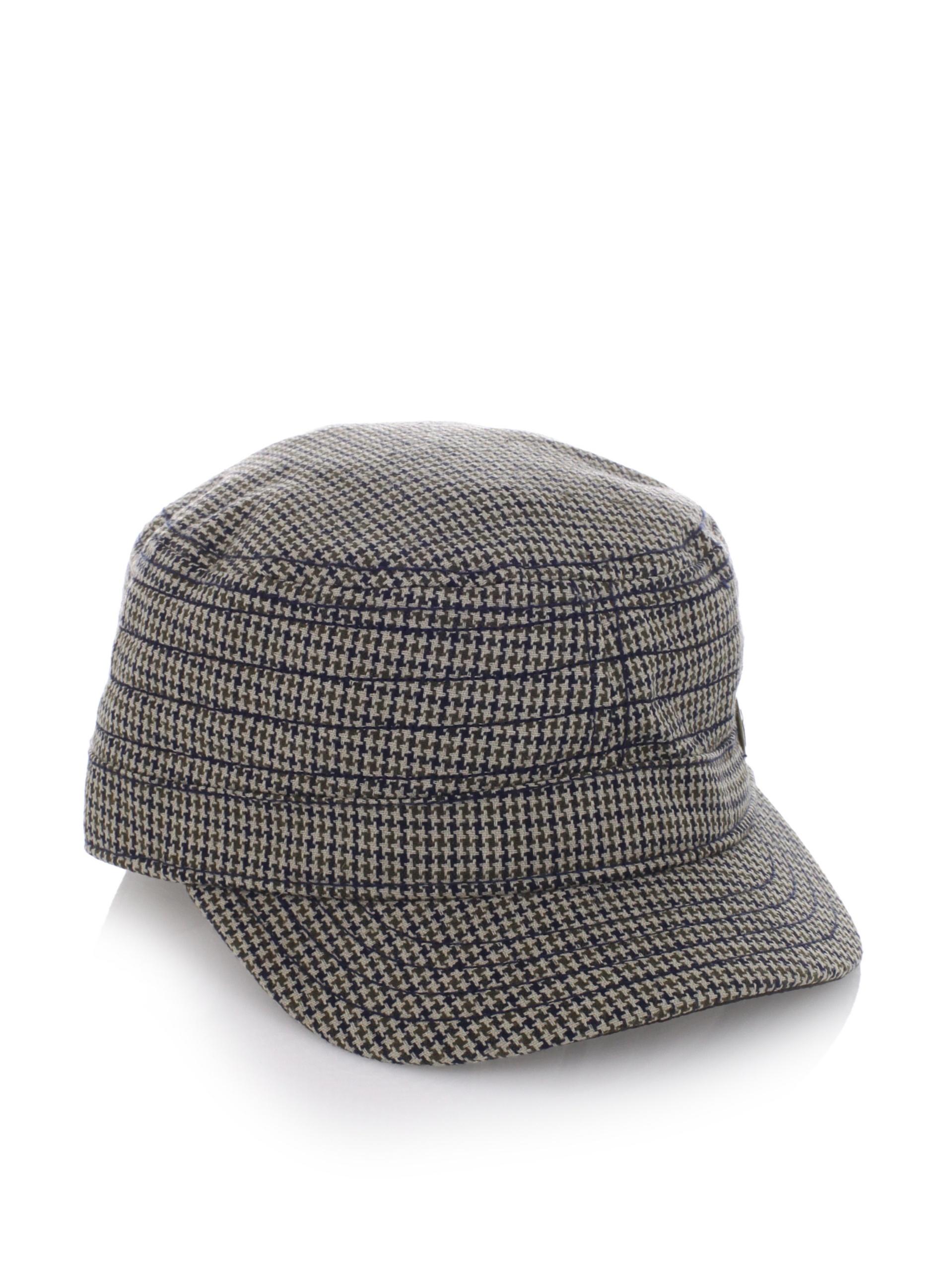 Goorin Brothers Men's Claude Cadet Hat (Tan)