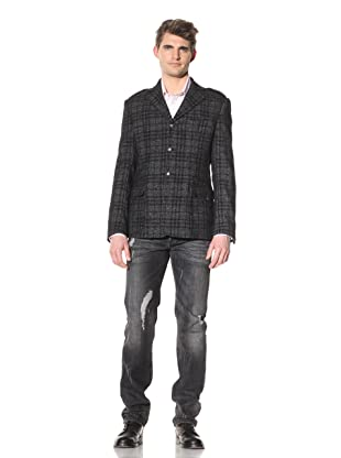 Just Cavalli Men's Sport Jacket (Charcoal)