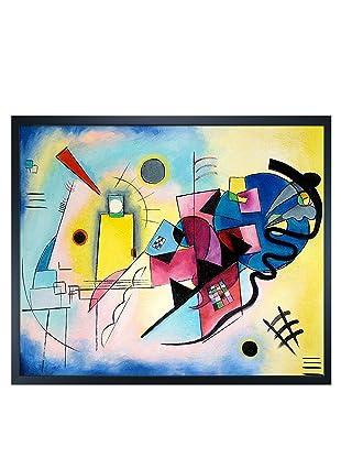 Kandinsky - Jaune Rouge Bleu (Yellow-Red-Blue)