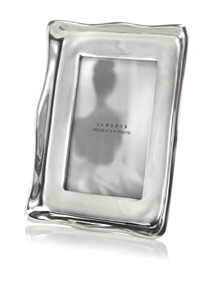Lunares Claro Picture Frame, Silver
