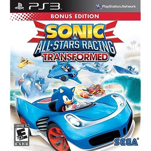 Sonic & All-Stars Racing Transformed (輸入版:北米)