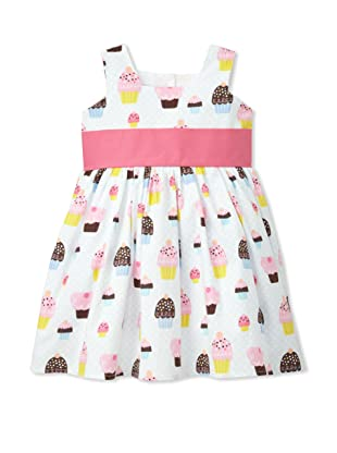 Noa Lily Girl's Cupcakes Party Dress (Multi)