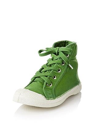 Bensimon Kid's High-Top Sneaker (Pomme)