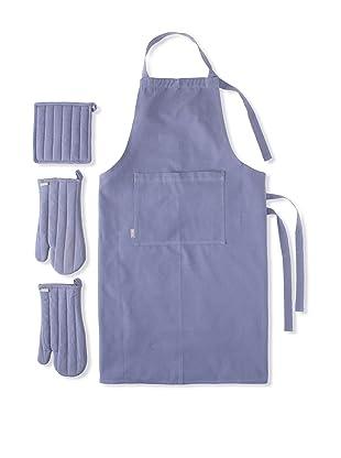 Winkler Apron Trend Kitchen Set (Blue)