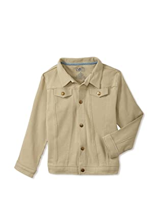 Soft Clothing Kid's Kibwe Jacket (Safari)