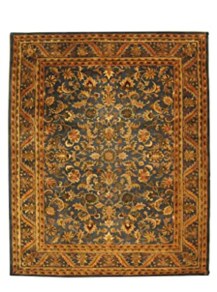 Safavieh Antiquities Collection Hand Tufted Wool Rug (Blue/Gold)