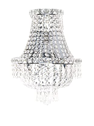 Crystal Lighting Tranquil Chandelier (Chrome)