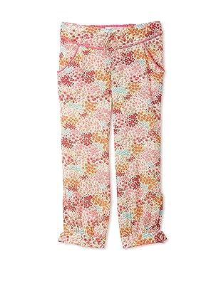 TroiZenfants Girl's Drawstring Pants (Floral Multi)