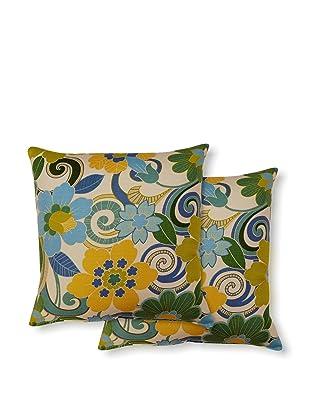 Dakota Set of 2 Zavalia Pillows (Summer)