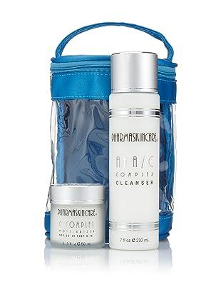 Pharma Skincare AHA/C Complex Cleanser and Moisturizer Duo