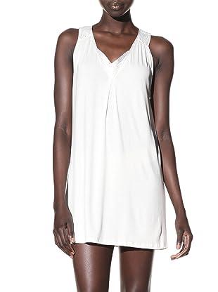 Oscar de la Renta Women's Luxe Comfort Chemise (White)