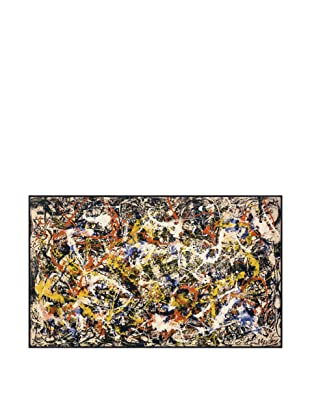 Jackson Pollock Convergence
