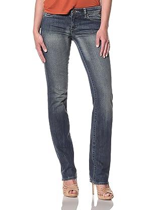 [BLANKNYC] Women's Slim Bootcut Jeans (Bitter Tears)