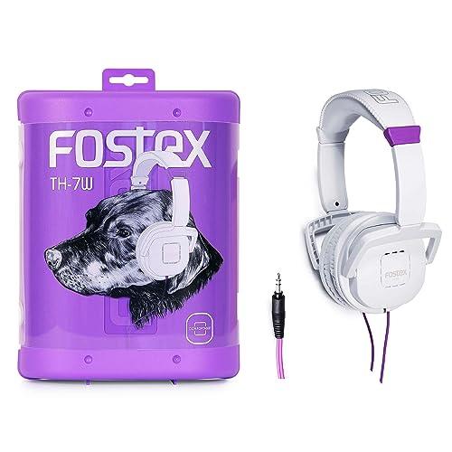 ヘッドホン おしゃれ FOSTEX TH-7Wをおすすめ