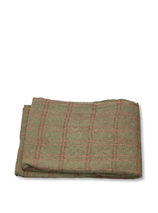 Mili Designs NYC One of a Kind Vintage Kantha Throw, #265