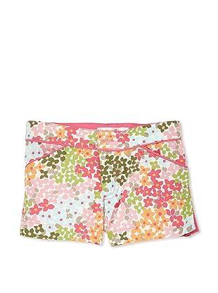 TroiZenfants Girl's Floral Shorts (Floral)