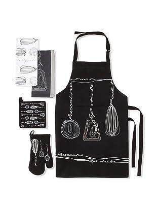 Winkler Brindille Kitchen Essentials Set (Black)