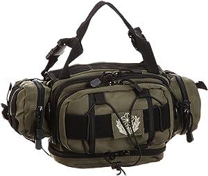 [ジエイタイ] 自衛隊 大収納 4way 大型ウエストバッグ