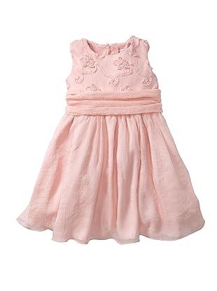 Luna Luna Baby Flowergirl Dress (Peach)