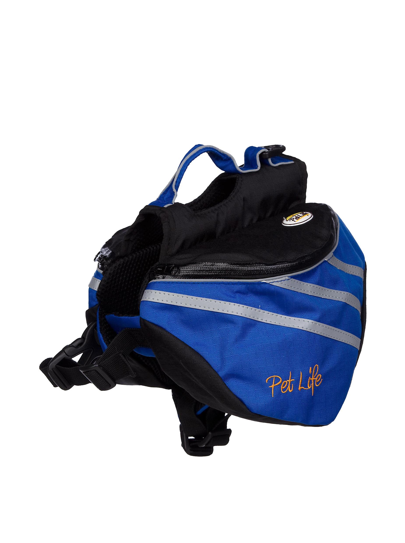 Pet Life Everest Backpack (Blue)