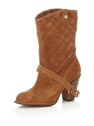 Madison Harding Women's Dirk Mid-Calf Boot (Camel)
