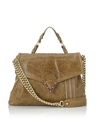 Pour La Victoire Women's Calais Shoulder Bag (Olive)