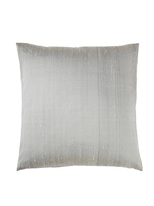Aviva Stanoff Solid Silk Pillow in Smolder