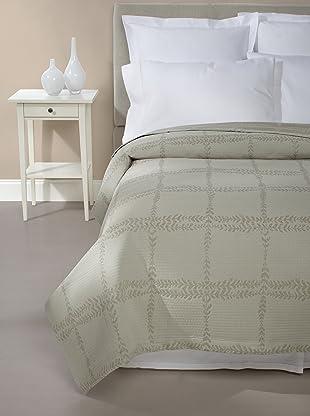 Belle Epoque Seaflower Bedspread (Light Green)