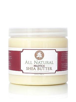 Nature's Shea Butter East African Shea Butter, 16 oz