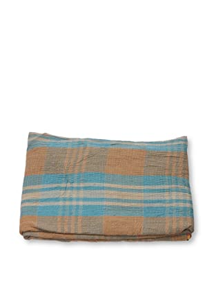 Mili Designs NYC One of a Kind Vintage Kantha Throw, #279