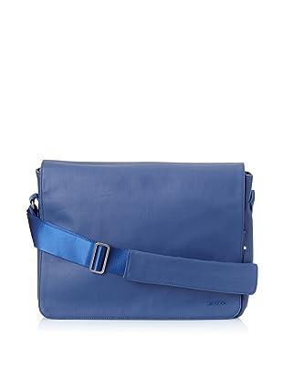 Incase Men's Coated Canvas Shoulder Bag, Deep Blue