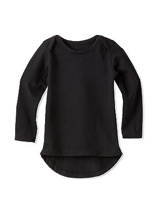 New Generals Baby Long Sleeve Tee (Black)