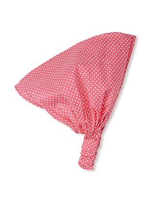 TroiZenfants Girl's Head Scarf (Pink Dots)
