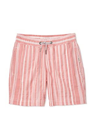 Onia Boy's Charlie Trunks (Red Stripe)