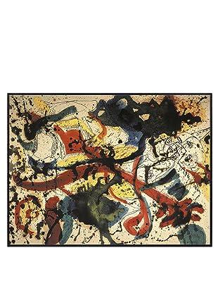 Jackson Pollock Untitled
