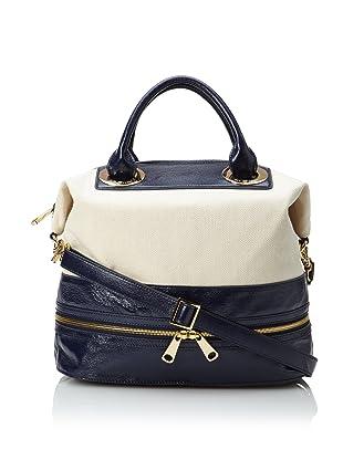 Z Spoke Zac Posen Women's Judy Shoulder Bag (Navy)