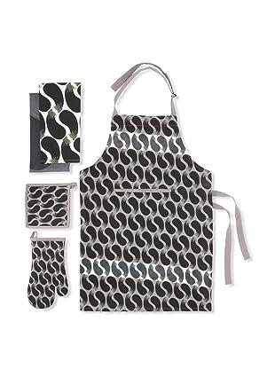 Winkler Aubergine Kitchen Essentials Set (Grey)