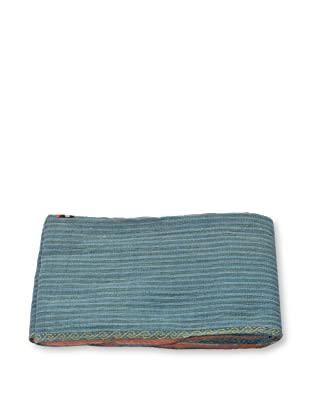 Mili Designs NYC One of a Kind Vintage Kantha Throw, #270