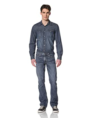 Big Star Men's Five Pocket Slim Fit Jeans (Alliance)