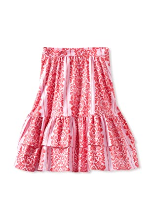 Amoretti Girl's Dutch Beauty Skirt (Pink Sherbet)