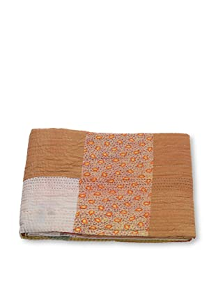 Mili Designs NYC One of a Kind Vintage Kantha Throw, #165