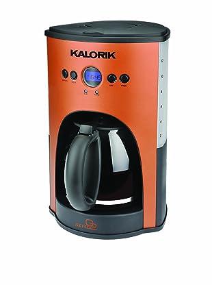 Kalorik 1000-Watt 12-Cup Programmable Coffeemaker (Copper)