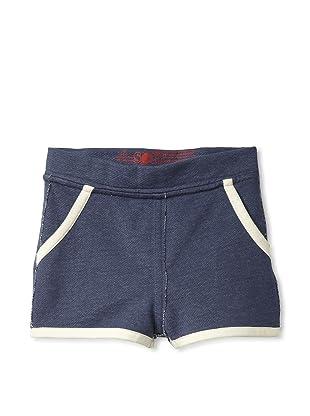 Soft Clothing Kid's Charlie Short Shorts (Denim)