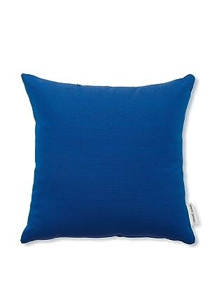 Steve & James Outdoor Throw Pillow (Deep Blue)