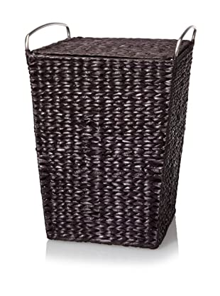 Creative Bath Metro Hamper with Liner (Espresso)