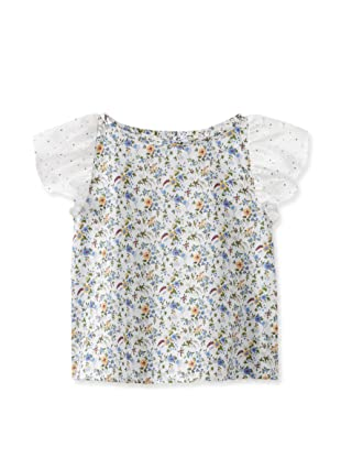Je suis en CP! Ladybird Blouse (House Of The Country)
